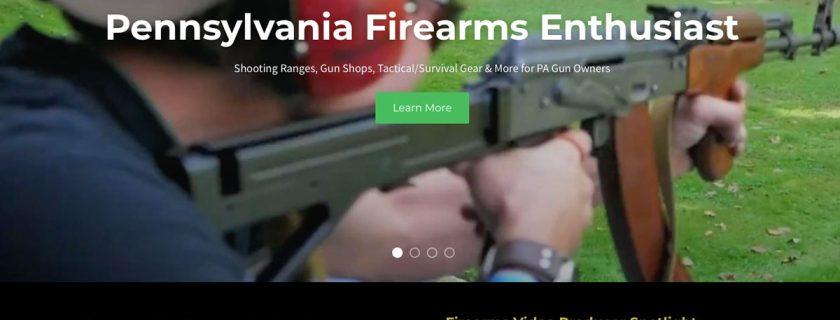Pennsylvania Firearms Enthusiast